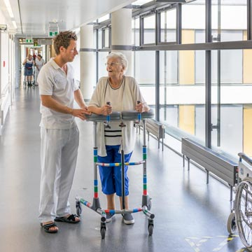 Pflege im Krankenhaus