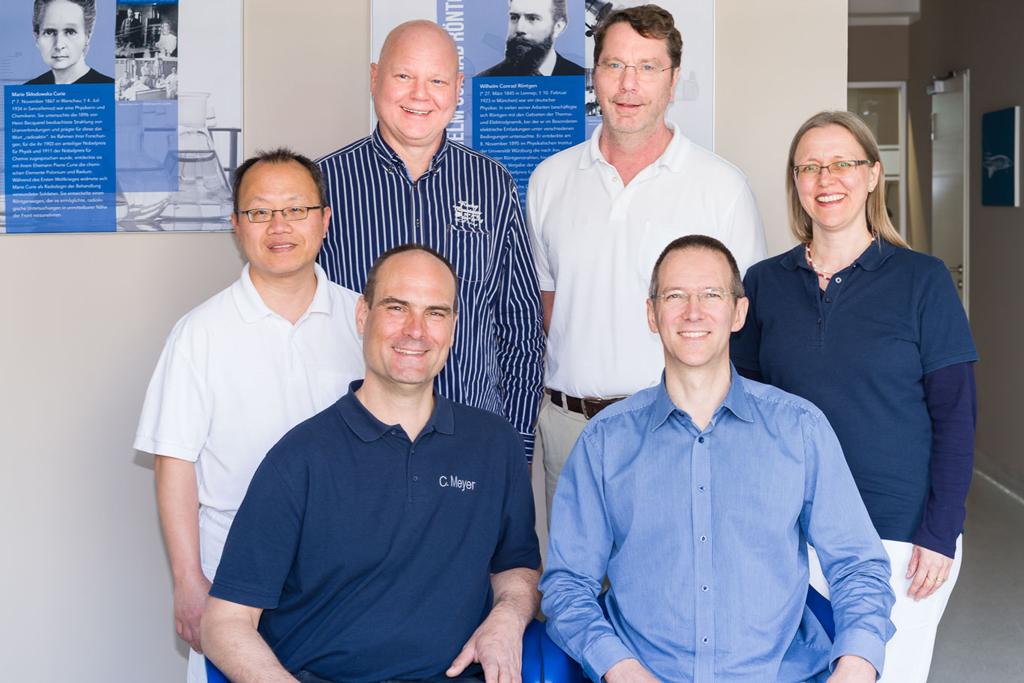 Das Ärzteteam der Radiologie Northeim
