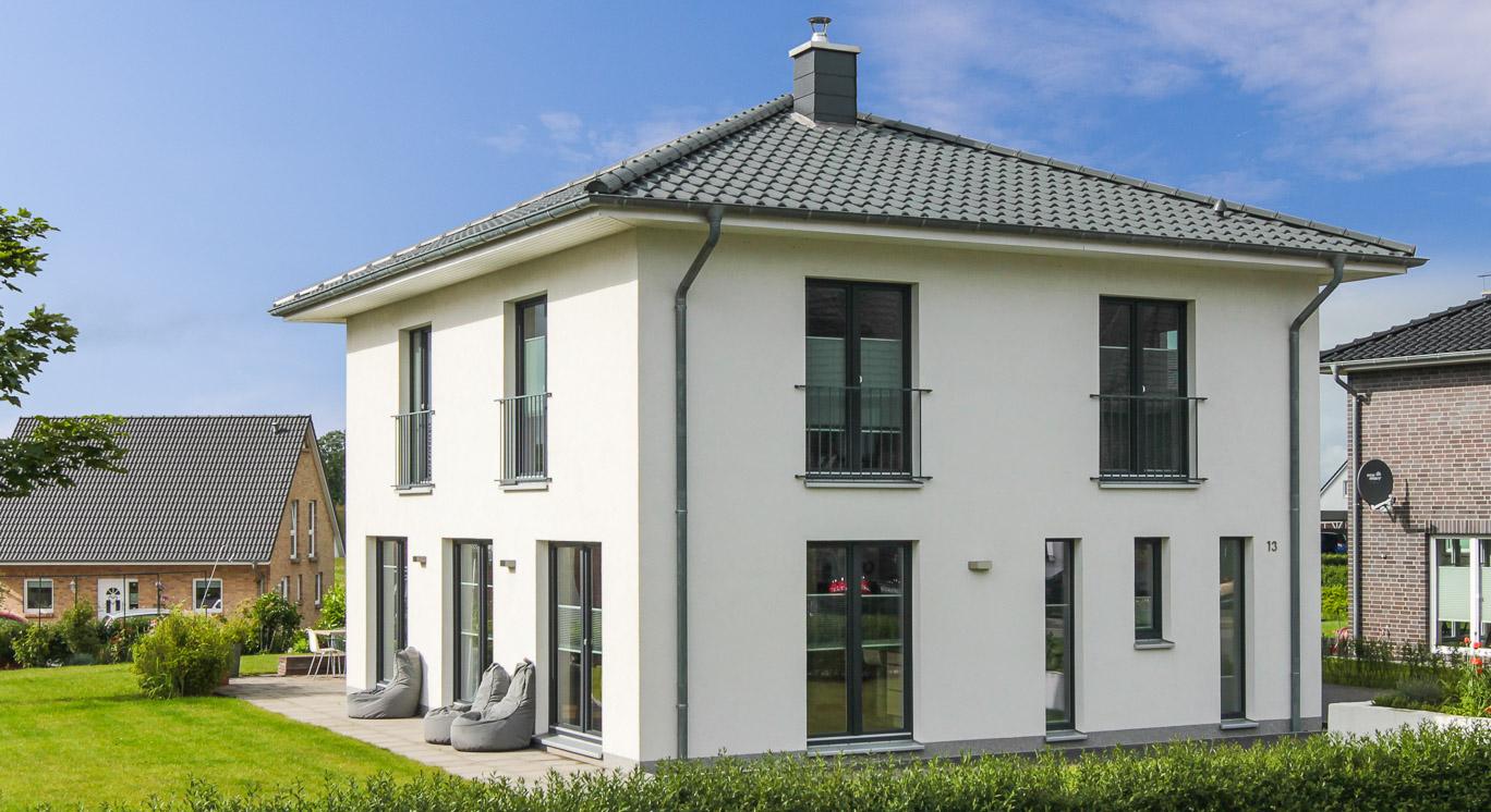 Homestory Stadtvilla Flensburg