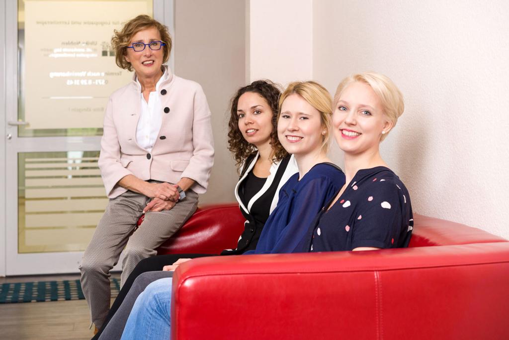 Team der Logopädie Nohlen