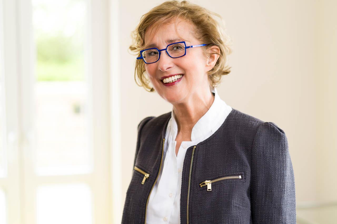 Logopädin Ulrike Nohlen