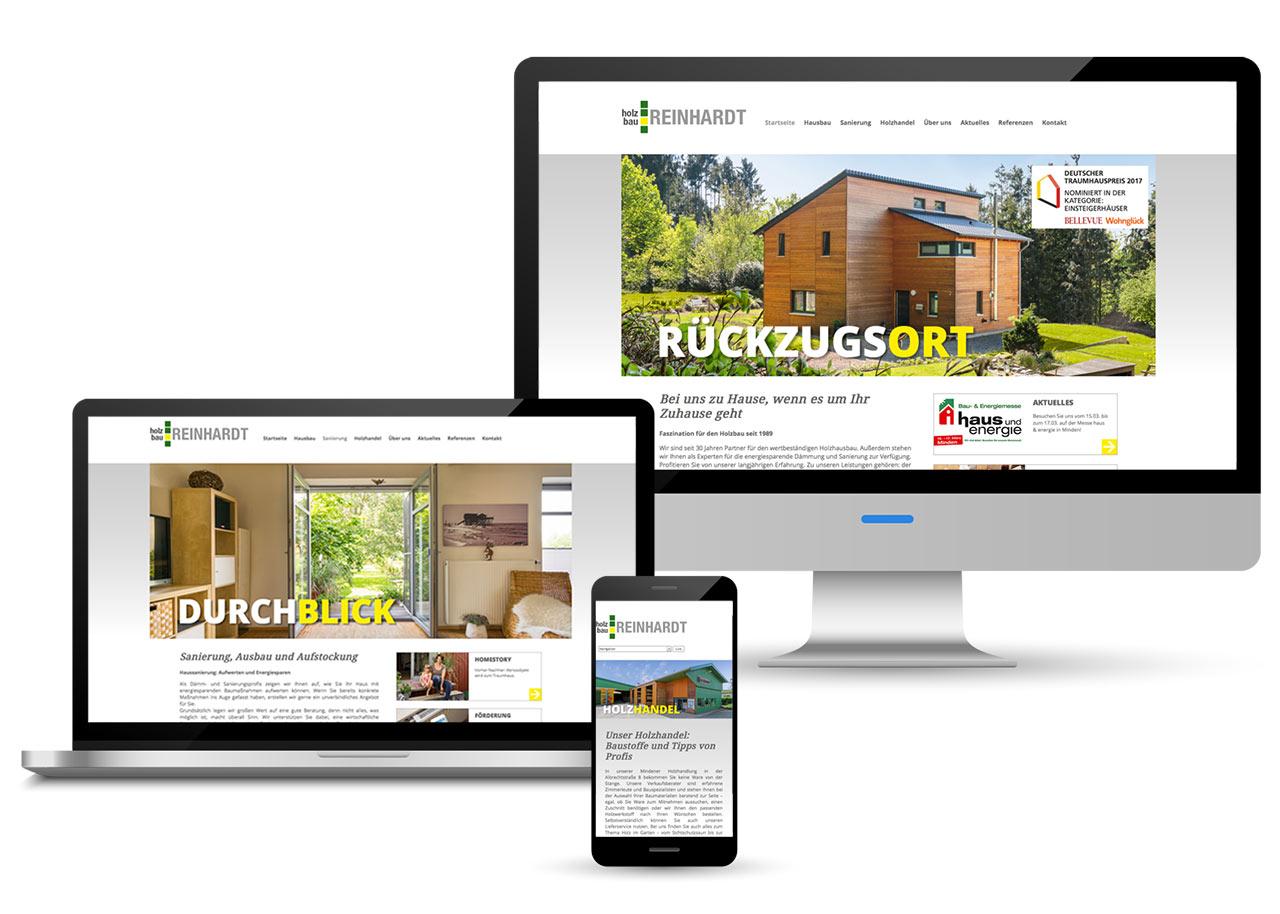 Webdesign-Bauwesen-Minden-Reinhardt