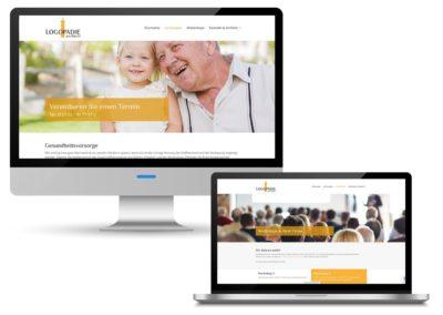 Webdesign für Logopäden
