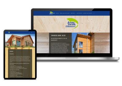 Webdesign-Handwerk-Minden-Jacob