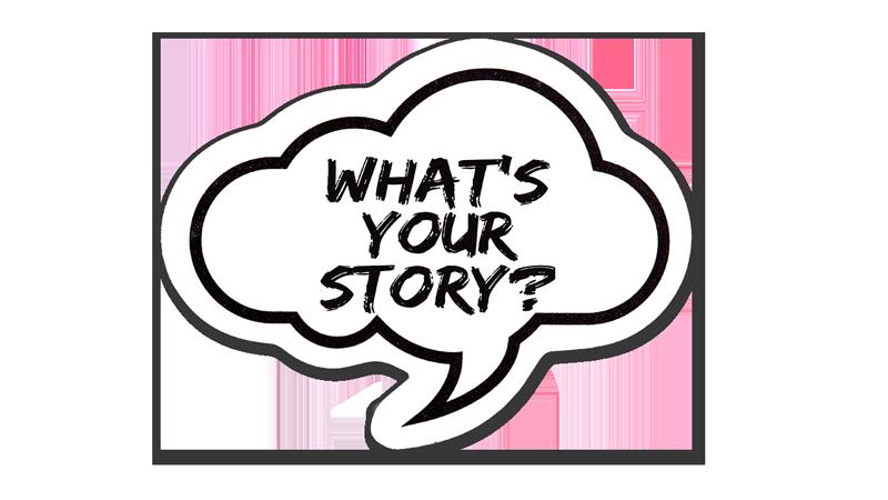Homestories und Storytelling